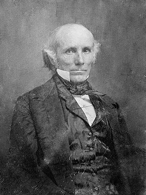 Henry S. Foote - Henry S. Foote, c. 1860