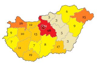2020 coronavirus pandemic in Hungary Viral outbreak in Hungary
