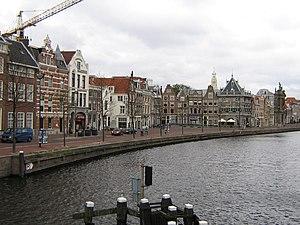Spaarne - Image: Haarlem Spaarne 1