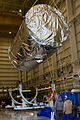 Habitation module returned home to Marshall Center.jpg