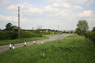 Haddington, Lincolnshire Hamlet in the North Kesteven district of Lincolnshire, England