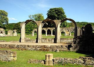 Hailes Abbey abbey