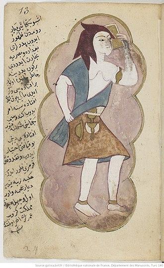Bektashi Order - Image: Hajji Bektash Wali