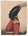 Half-length silhouette of an officer with a feathered hat Met DP887339.jpg