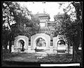 Hall of Classics (Guozijian), Peking; a triple archway Wellcome L0055609.jpg
