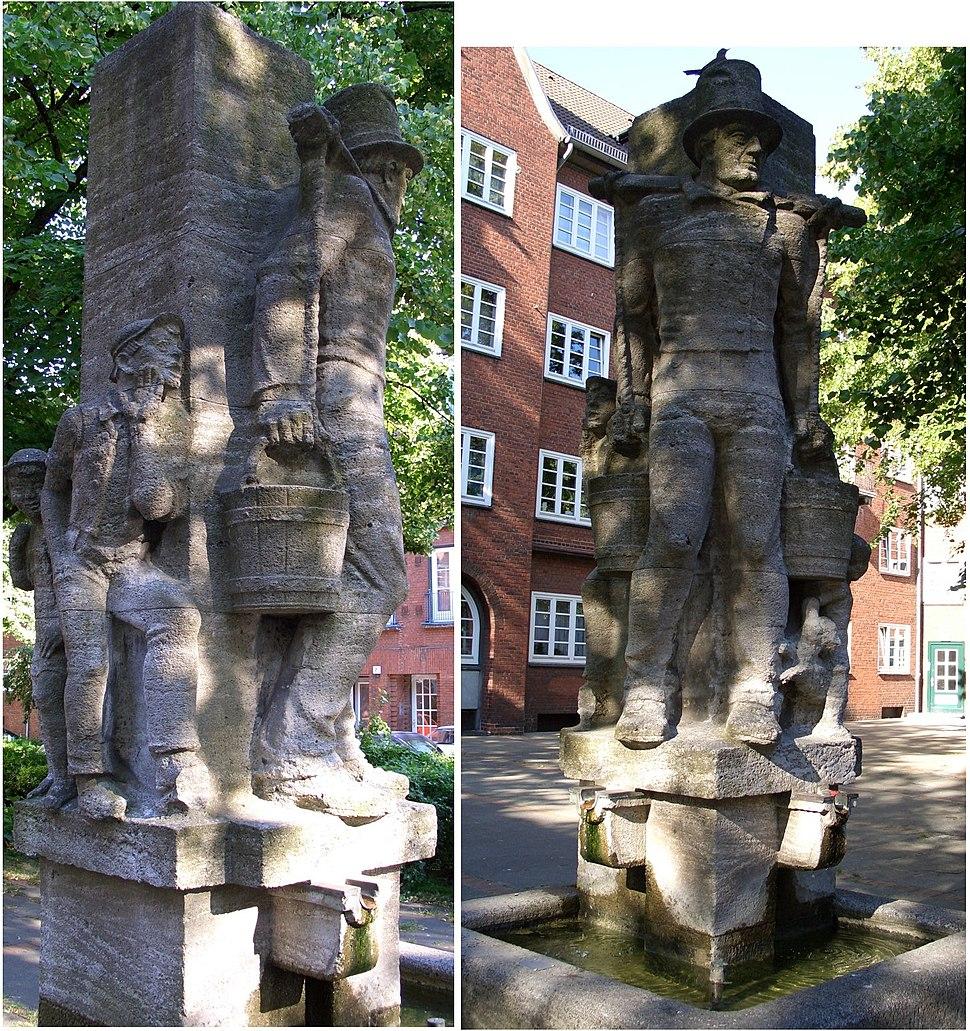 Hamburg-Hummelbrunnen