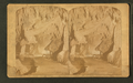 Hanging rock, Caverns of Luray, by C. H. James 4.png