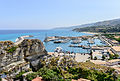 Harbour of Tropea - Calabria - Italy - July 17th 2013 - 03.jpg