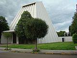 Iglesia de santa Rita, Harelbeke (1961-1968)