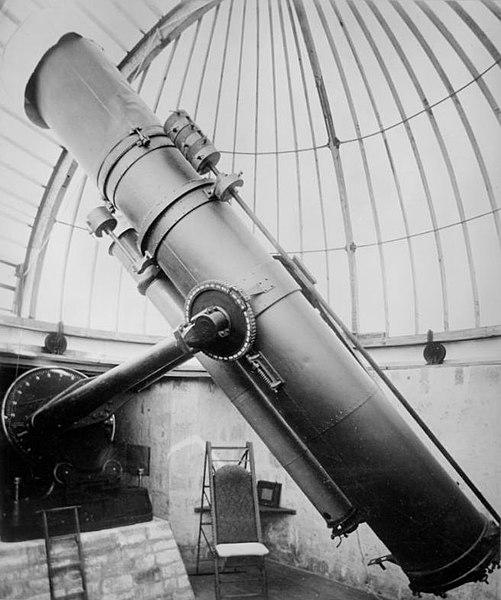 File:Harvard Observatory Telescope.jpg