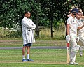 Hatfield Heath CC v. Thorley CC on Hatfield Heath village green, Essex, England 22.jpg