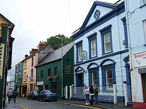 Haverfordwest - Quay Street