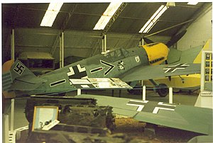 Kent Battle of Britain Museum - Image: Hawkinge. geograph.org.uk 52756