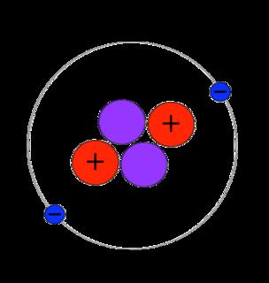 Helium-4 isotope of helium