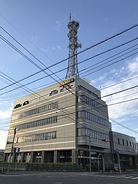 Headquarters of Saga Television Station 20171112.jpg