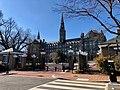 Healy Hall, Georgetown University, Georgetown, Washington, DC (46606951611).jpg