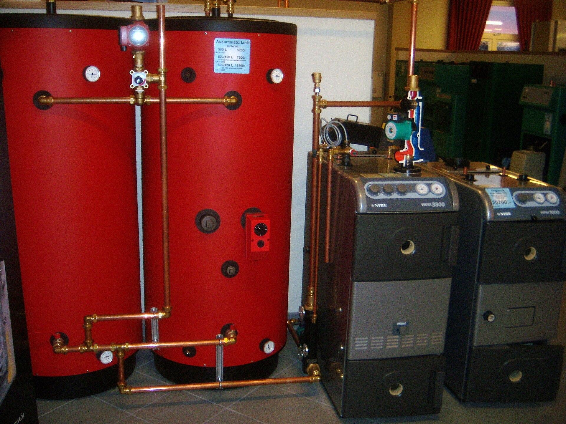 Hot Water Storage Tank Wikipedia