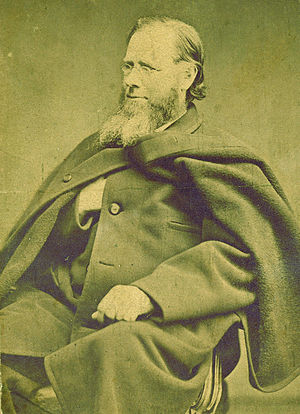 Paulist Fathers - Founder Isaac Hecker, circa 1887
