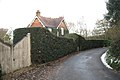 Hedge, 'Rosedene', Mill Pool Lane B93 - geograph.org.uk - 2187911.jpg