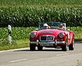 Heidelberg Historic 2015 - MG MGA Roadster 1957 2015-07-11 16-44-30.JPG