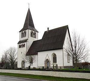 Hejde Church - Image: Hejde kyrka Gotland