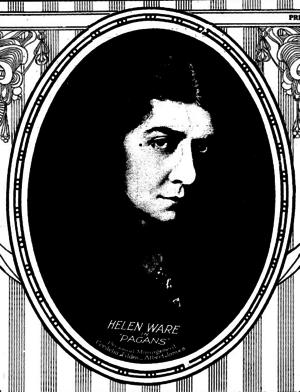 Helen Ware - Image: Helen Ware 1921