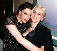 Helen and Betty in 2005.jpg