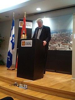 Henri-François Gautrin Canadian politician