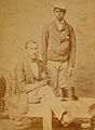 Henry Stone and an aboriginal man 1873.jpg
