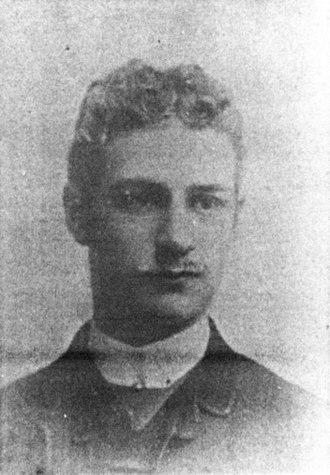 Henry Harris (Australian cricketer) - Image: Henry Vere Poulett Harris