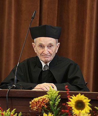 Henryk Samsonowicz - Image: Henryk Samsonowicz Order of the White Eagle