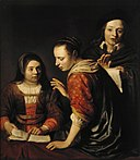 Herman van Aldewereld - The Singing Lesson.jpg