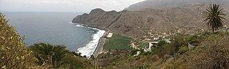 Hermigua - Hermigua's coast