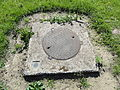 Hersin-Coupigny - Fosse n° 2 - 2 bis des mines de Nœux, puits n° 2 (B).JPG