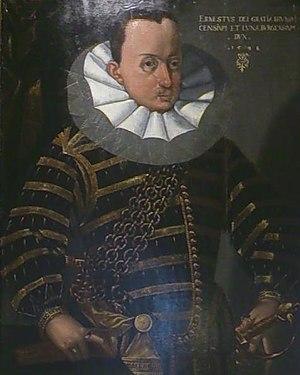 Ernest II, Duke of Brunswick-Lüneburg - Image: Herzog Ernst II Braunschweig Lueneburg