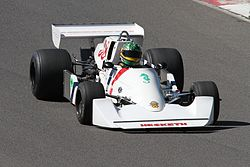 Hesketh 308CWilliams FW05