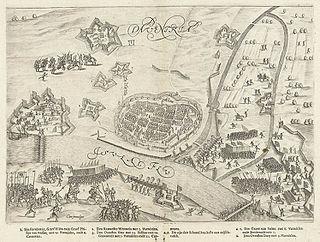 Siege of Deventer (1591)