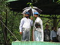 HiH - SWM - Bombay Visit - 10 - Sekar & Shiva checking out the Matheran biogas plant (5184502358).jpg