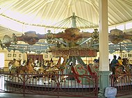 Dentzel Carousel in Highland Park
