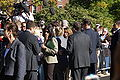 Hillary Clinton with press 2.jpg