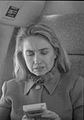 Hillary Rodham Clinton on plane using Game Boy (17).jpg