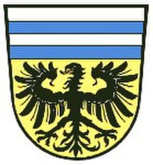 Hilpoltstein - Image: Hilpoltstein Wappen