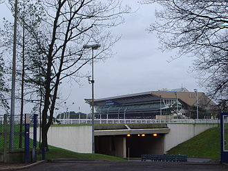 Hippodrome de Vincennes - The hippodrome