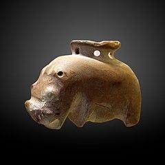 Hippopotamus-E 14233