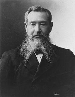 Kōno Hironaka Japanese politician