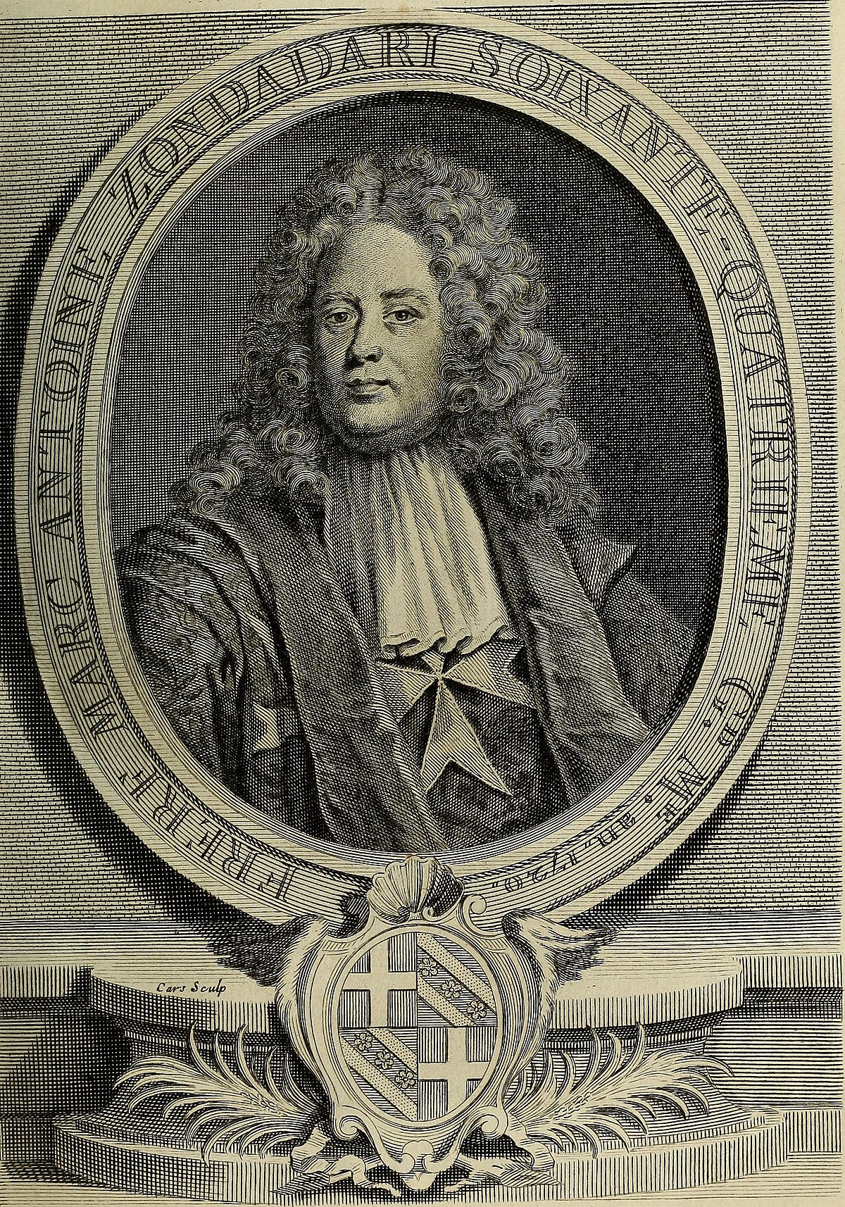 Marc 39 antonio zondadari wikidata Histoire des jardins wikipedia
