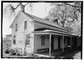 Historic American Buildings Survey, 1934. - Eliam Small Morris House, Yamhill, Yamhill County, OR HABS ORE,36-YAMHI.V,1-1.tif