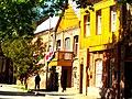 Historical street in city of Ganja Azerbaijan.jpg