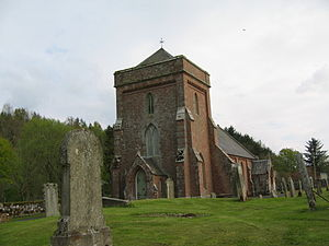 Hobkirk - Image: Hobkirk church 2