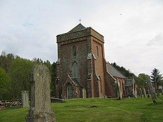 Hobkirk - Image: Hobkirk church 2